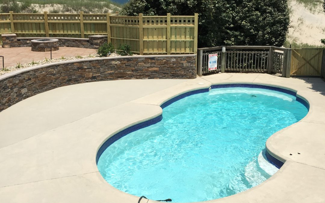 The best ways to remove a pool stain