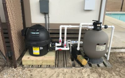 How to tell its time to change your pool filter?