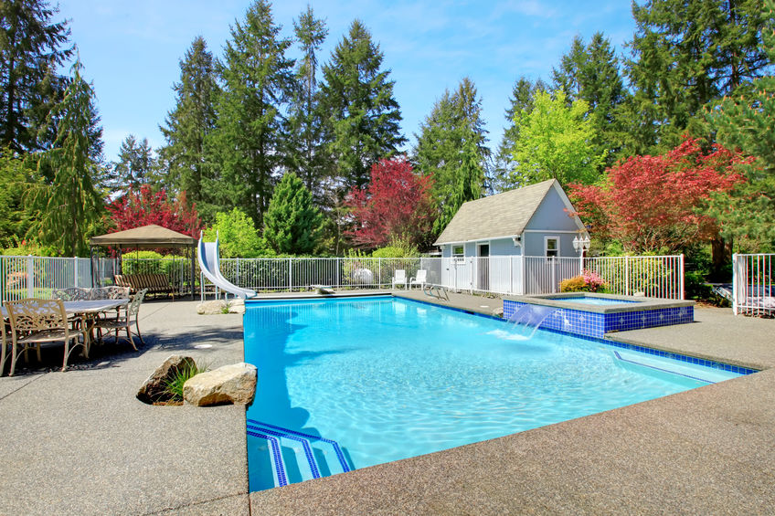 The Benefits of Having a Pool & Spa on Your Property
